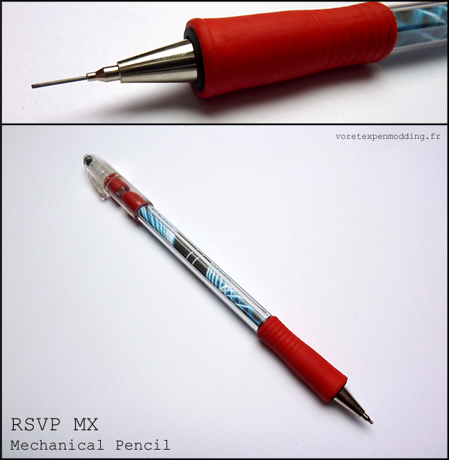 RSVP MX Mechanical Pencil