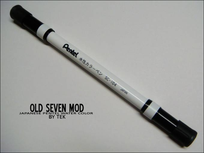 SEVEN's Watercolor mod