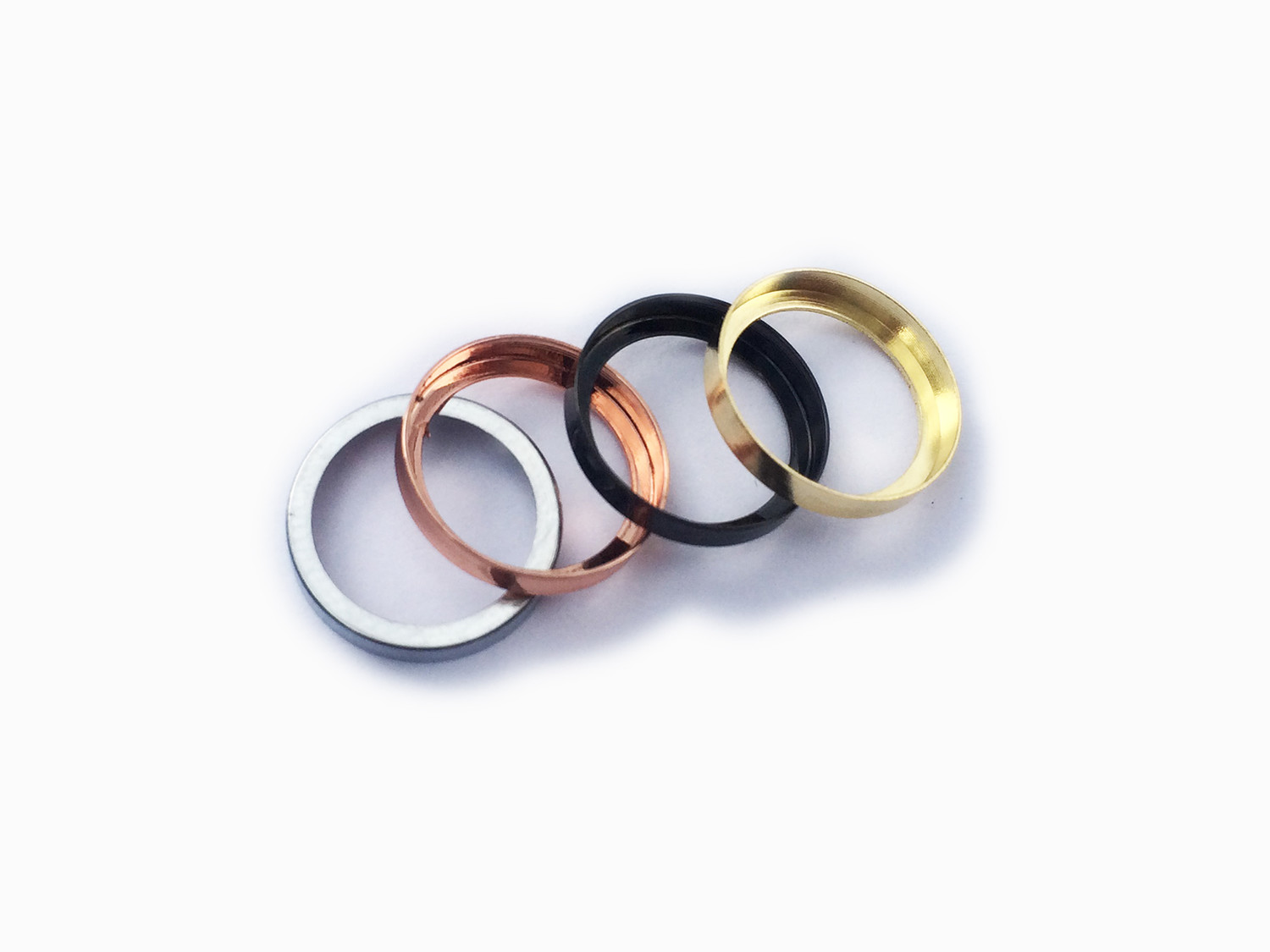 Zebra Airfit Metal Rings