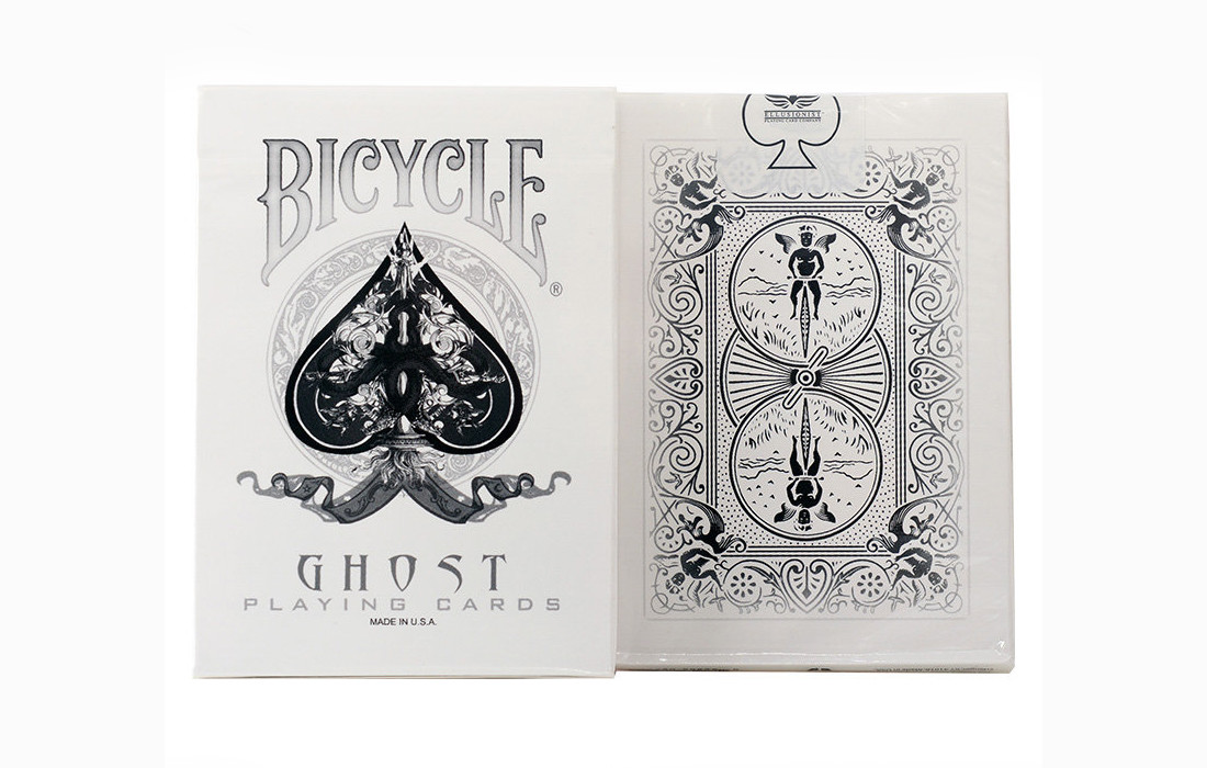 Купить Bicycle Ghost