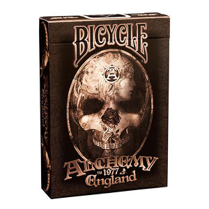 Купить Bicycle Alchemy England Deck